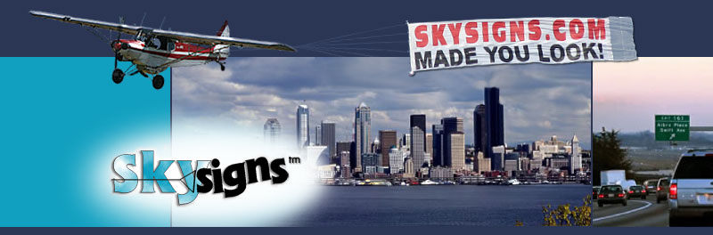 Skysigns Home Page banner