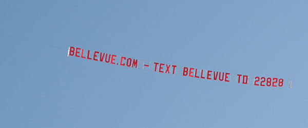 Bellevue.com - text Bellevue to 88282
