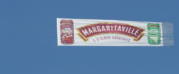 Margaritaville, 5 o'clock cocktails